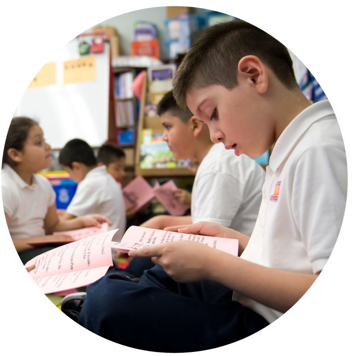 a reading student benefits from Nevada instructional coaching | Reading in Motion